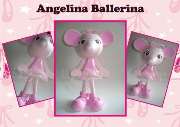 fofucha Angelina Ballerina