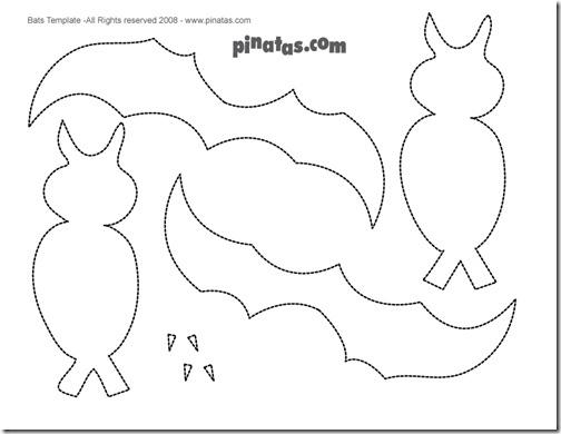 Patrones Dibujos De Navidad En Foami.Moldes De Halloween Manualidades En Goma Eva Y Foami