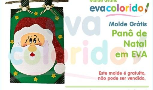 Colgante de Papa Noel
