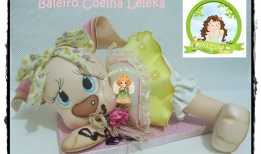 ddb22b16a Moldes: Caramelera Coneja Leleka