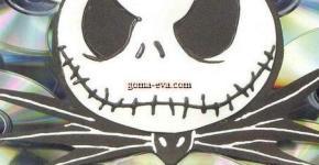 Porta cd de Halloween