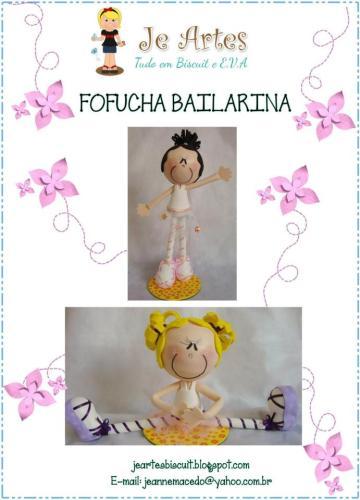 fofucha bailarina