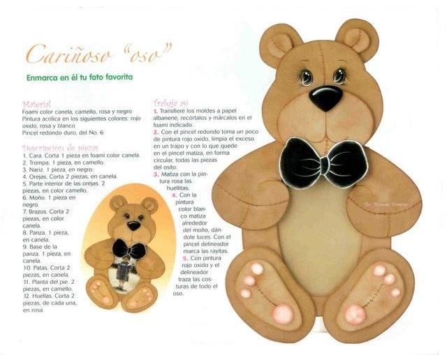 porta-retrato-infantil-oso-1
