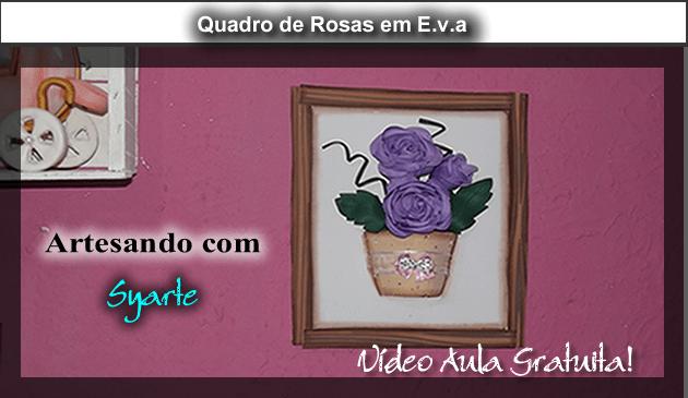 Cuadro de rosas 1