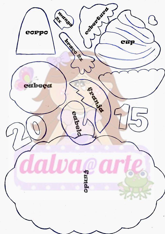 Agenda 2015 moldes
