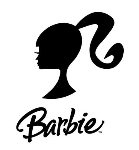 logo de barbie
