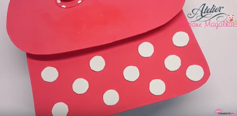 Mochila de Mickey y Minnie Mouse 12