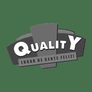Logo Quality Cinza 3 - Logo Quality Cinza 3