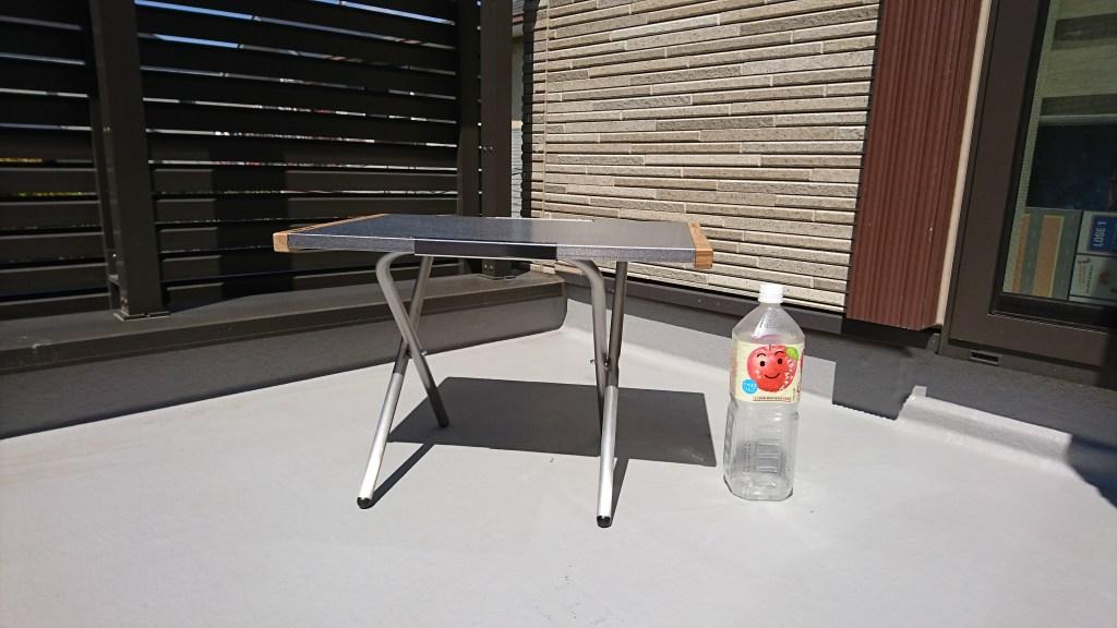 ユニフレーム 焚き火台 たき火テーブル