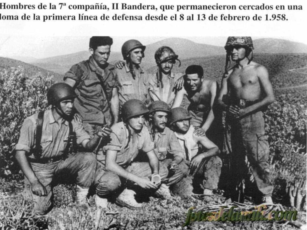 Guerra de Ifni. Las banderas paracaidistas 1957-1958 II (6/6)