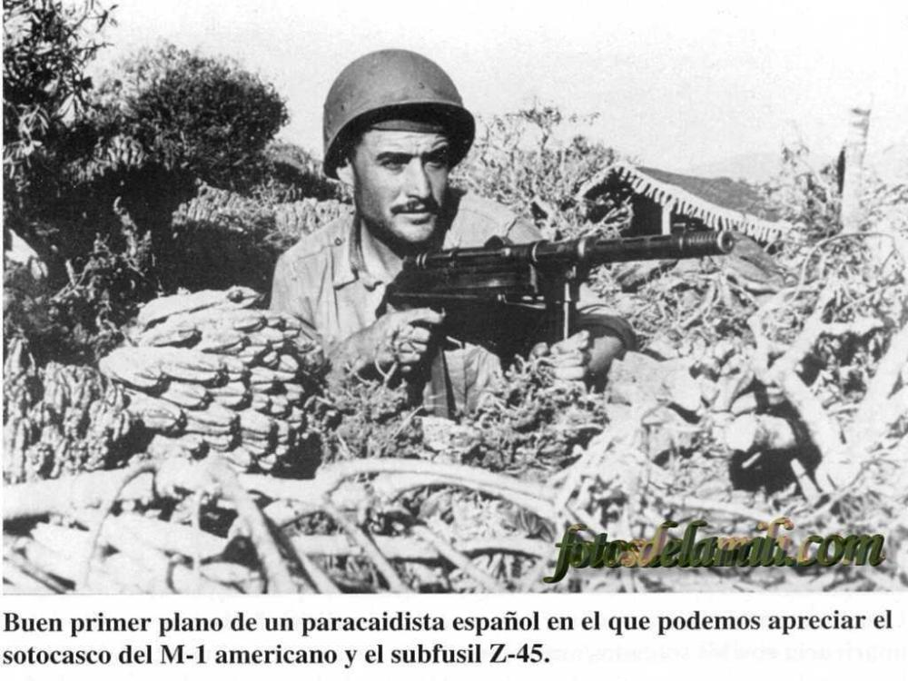 Guerra de Ifni. Las banderas paracaidistas 1957-1958 I (3/6)