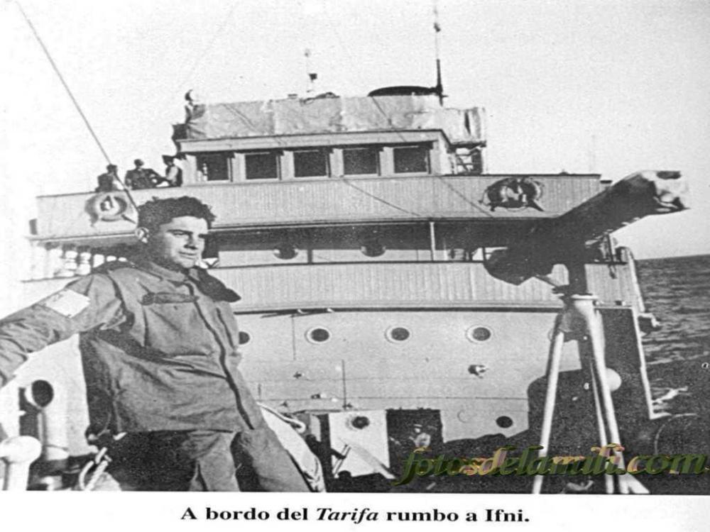Guerra de Ifni. Las banderas paracaidistas 1957-1958 I (4/6)