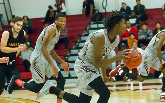 MARAUDER MEN'S BASKETBALL LOOKS TO ADVANCE IN STATE AGAINST FAMILIAR FOE