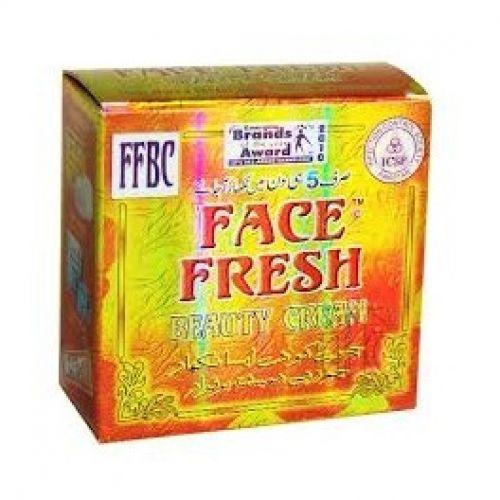 Price Fresh Face Cream Pakistan