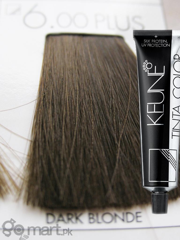 Keune Tinta Color Dark Blonde 600 Hair Color Amp Dye