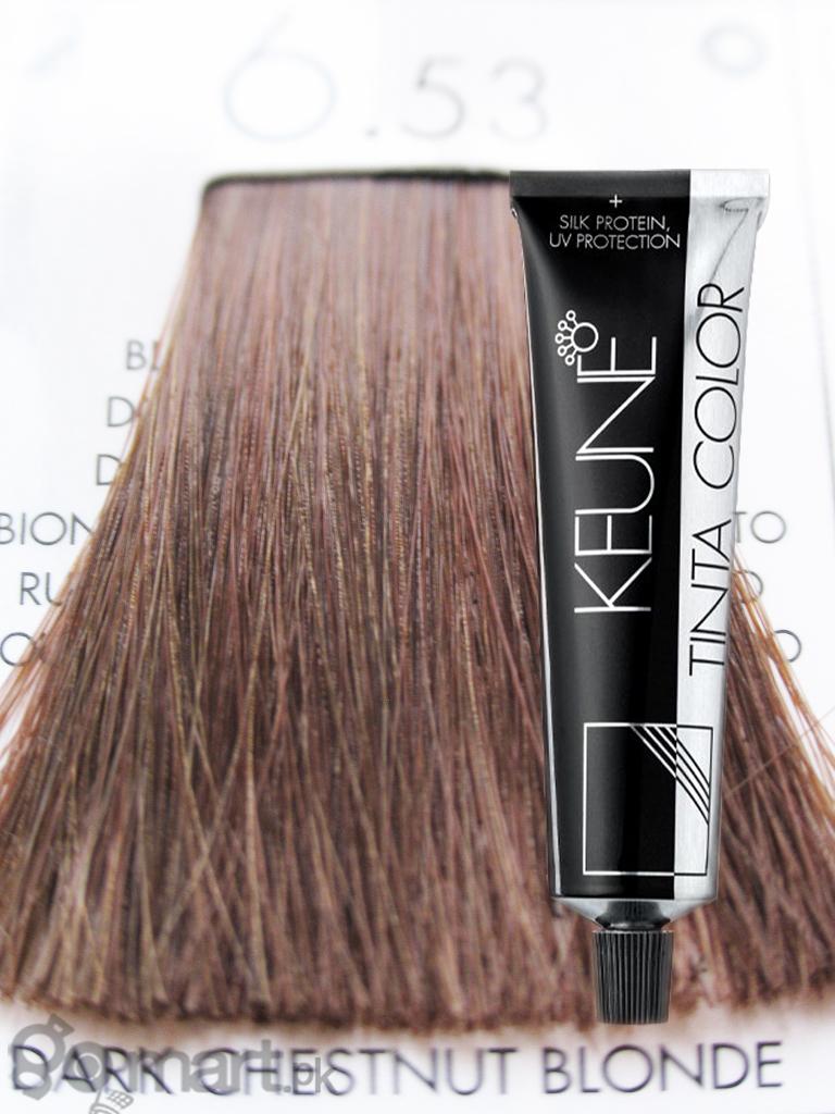 Keune Tinta Color Dark Chestnut Blonde 653 Hair Color