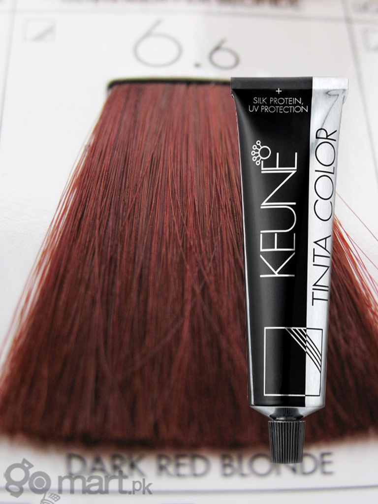Keune Tinta Color Dark Red Blonde 66 Hair Color Amp Dye Gomartpk
