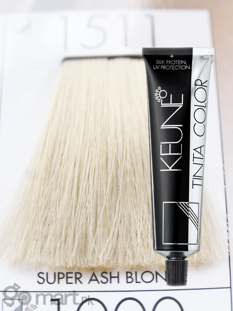 Keune Tinta Color Super Ash Blonde 1511 Hair Color Amp Dye
