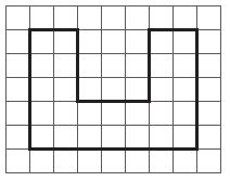 Go Math Grade 3 Answer Key Chapter 11 Perimeter and Area Model Perimeter img 4