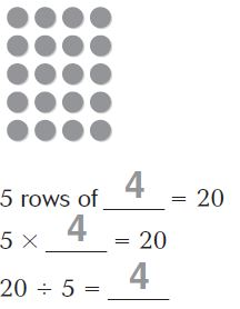 Go Math Grade 3 Answer Key Chapter 6 Understand Division Relate Multiplication and Division img 27