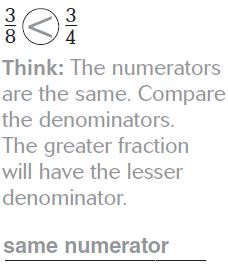 Go Math Grade 3 Answer Key Chapter 9 Compare Fractions Compare Fractions img 11