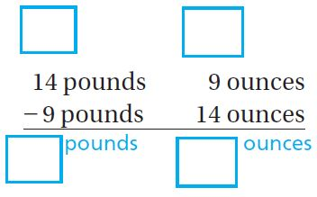 Go Math Grade 4 Answer Key Chapter 12 Relative Sizes of Measurement Units img 85