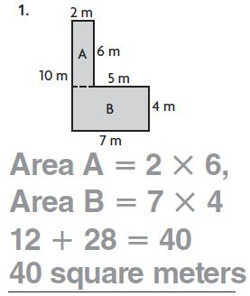 Go Math Grade 4 Answer Key Chapter 13 Algebra Perimeter and Area Common Core - New img 33
