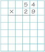 Go Math Grade 4 Answer Key Chapter 3 Multiply 2-Digit Numbers img 26