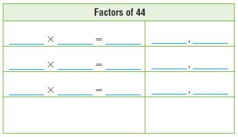 Go Math Grade 4 Answer Key Chapter 5 Factors, Multiples, and Patterns img 13
