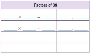 Go Math Grade 4 Answer Key Chapter 5 Factors, Multiples, and Patterns img 6