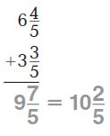 Go Math Grade 4 Answer Key Chapter 7 Add and Subtract Fractions Common Core - New Page No. 427 Q 1