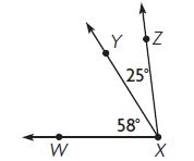 Go Math Grade 4 Answer Key Homework Practice FL Chapter 11 Angles Common Core - Angles img 35