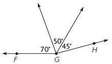 Go Math Grade 4 Answer Key Homework Practice FL Chapter 11 Angles Common Core - Angles img 55