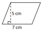 Go Math Grade 6 Answer Key Chapter 10 Area of Parallelograms img 14