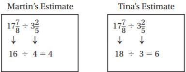 Go Math Grade 6 Answer Key Chapter 2 Fractions and Decimals 29