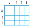 Go Math Grade 7 Answer Key Chapter 6 Algebraic Expressions img 7