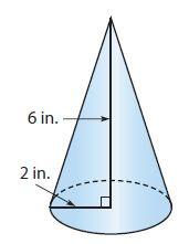 Go Math Grade 8 Answer Key Chapter 13 Volume Lesson 2: Volume of Cones img 12