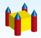 1st Grade Go Math Answer Key Chapter 11 Three-Dimensional Geometry 135
