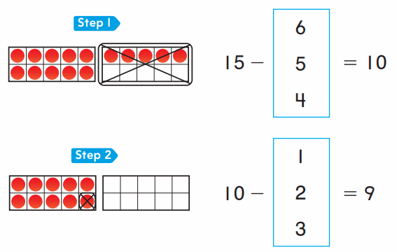 1st Grade Go Math Answer Key Chapter 4 Subtraction Strategies 144