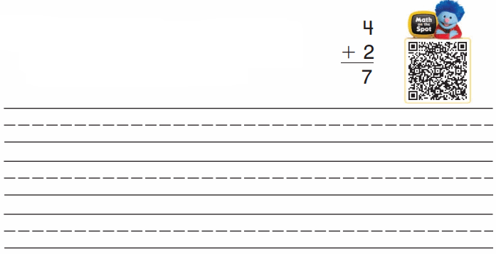 Go Math 1st Grade Answer Key Chapter 1 Addition Concepts 193