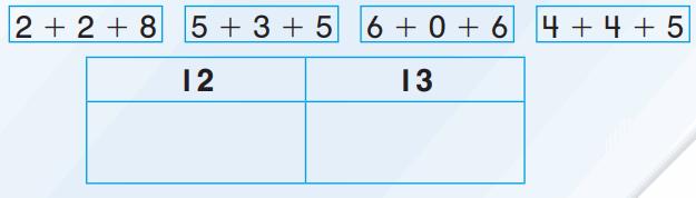 Go Math 1st Grade Answer Key Chapter 3 Addition Strategies 228
