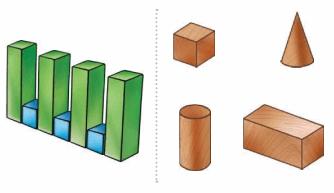 Go Math Answer Key Grade 1 Chapter 11 Three-Dimensional Geometry 81