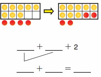 Go Math Answer Key Grade 1 Chapter 3 Addition Strategies 204
