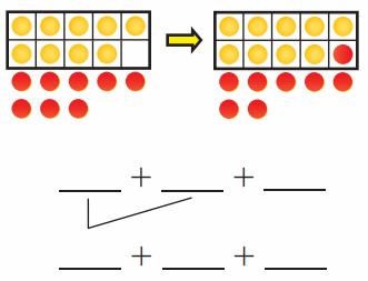 Go Math Answer Key Grade 1 Chapter 3 Addition Strategies 207