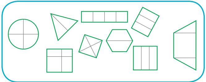 Go Math Answer Key Grade 2 Chapter 11 Geometry and Fraction Concepts 11.8 14