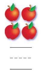 Go Math Answer Key Grade K Chapter 1 Represent, Count, and Write Numbers 0 to 5 105