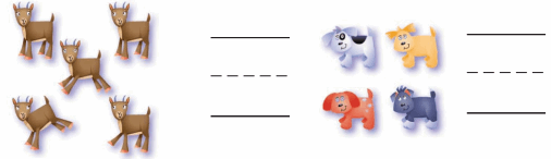 Go Math Answer Key Grade K Chapter 2 Compare Numbers to 5 60