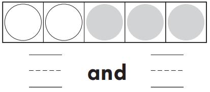 Go Math Answer Key Grade K Chapter 5 Addition 5.1 5