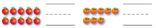 Go Math Answer Key Grade K Chapter 8 Represent, Count, and Write 20 and Beyond 1.3