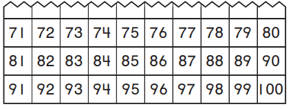 Go Math Answer Key Grade K Chapter 8 Represent, Count, and Write 20 and Beyond 8.6 6